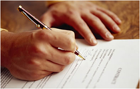 Drafting of contracts – Business law