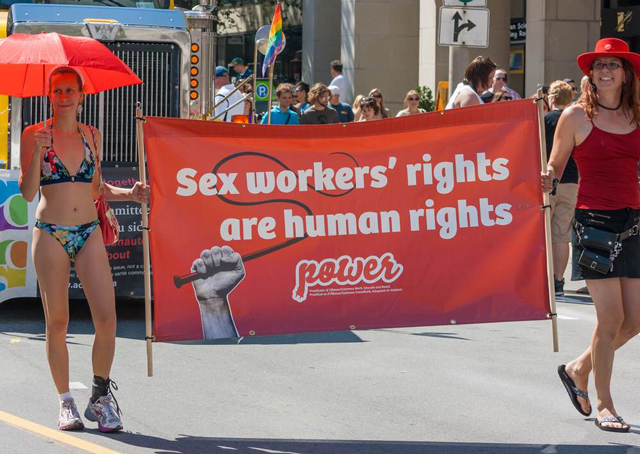 Sex Works Rights