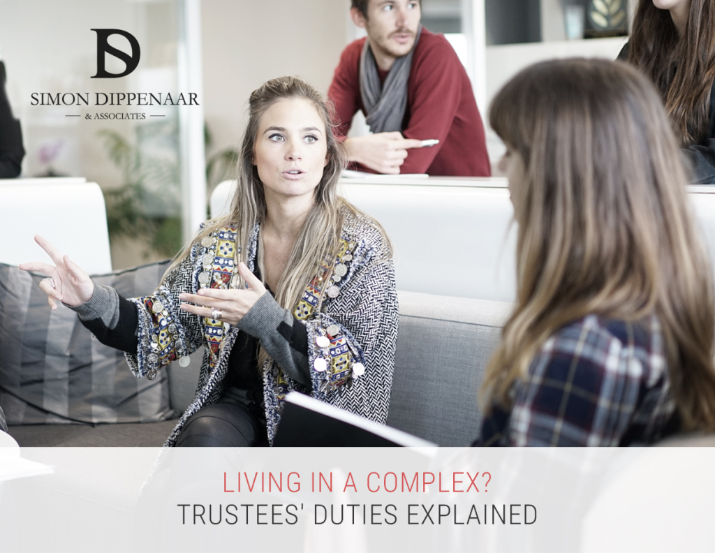 Trustee role in Sectional Title Law