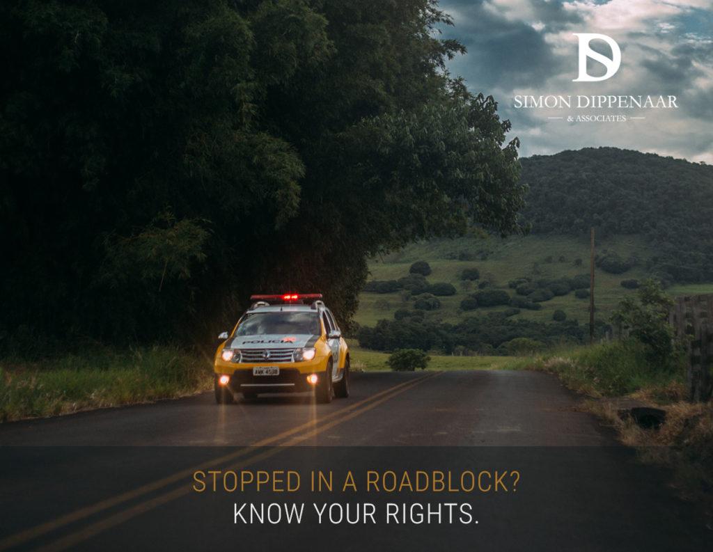 Roadblocks Cape Town - DUI
