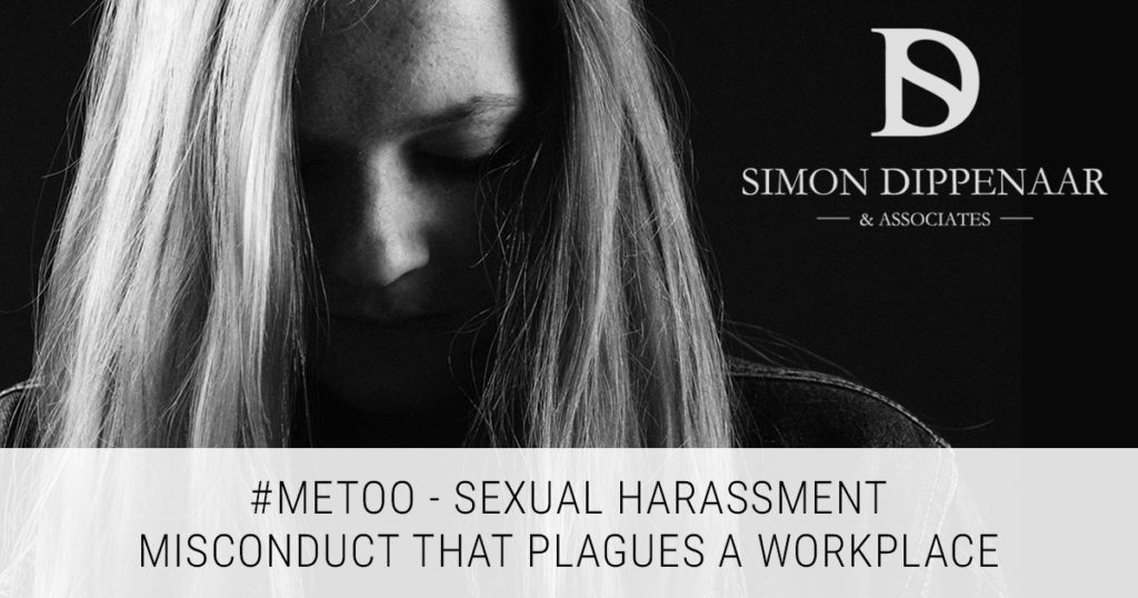 Sexual Harassment #MeToo