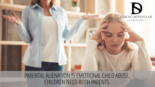 A parent-child pair experiencing parental alienation can rebuild a trusting relationship. It takes time and patience but is important for mental wellbeing.