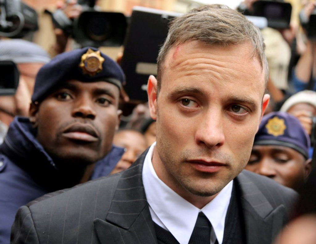 Oscar Pistorius - A Knife Edge For The Blade Runner