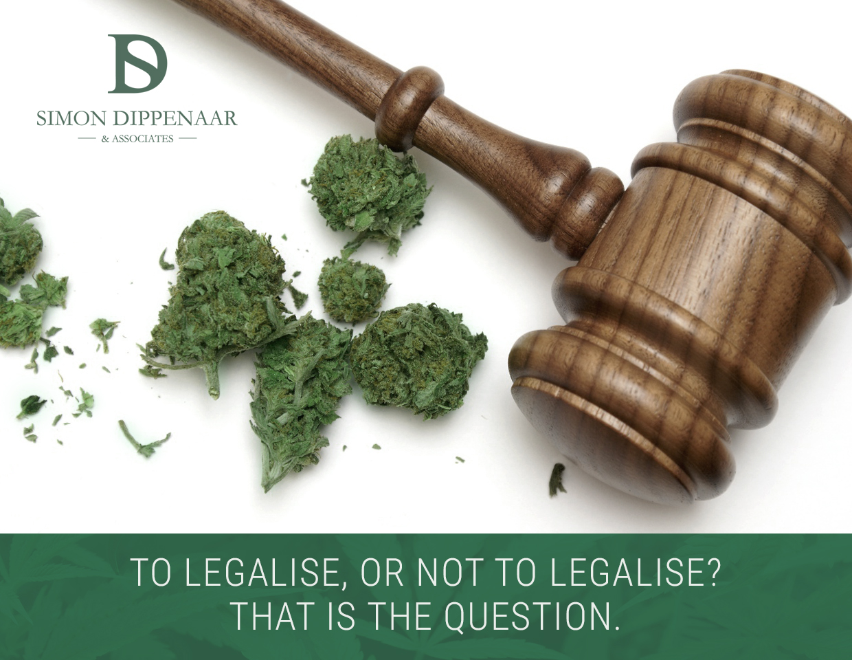 Legalise Marijuana in South Africa
