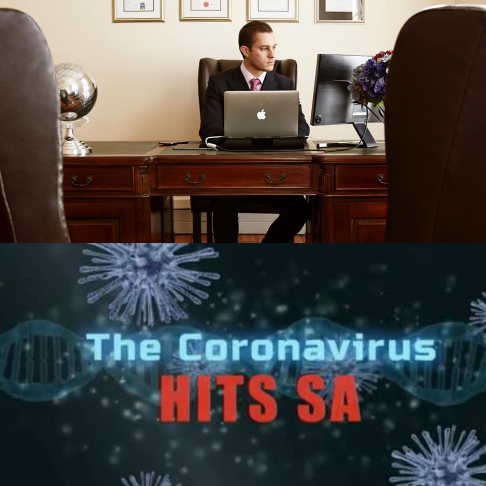 Coronavirus South Africa Lawyer Law