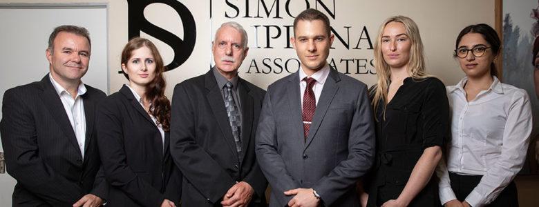 Image of attorney Simon Dippenaar and Associates staff