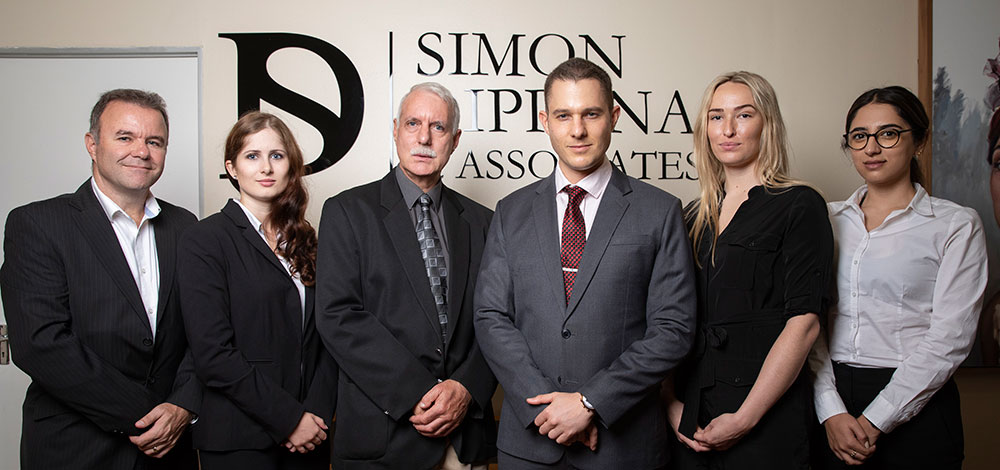 Image of attorney Cape Town Simon Dippenaar and Associates staff