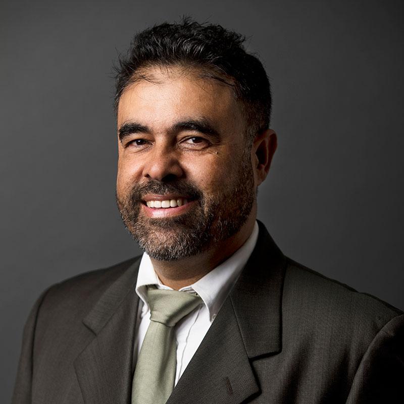 Cape Town Attorney Rayaan Allom