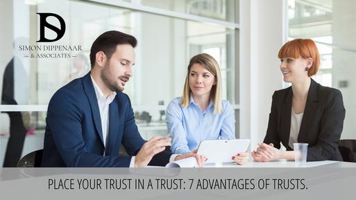Advantages of Trusts