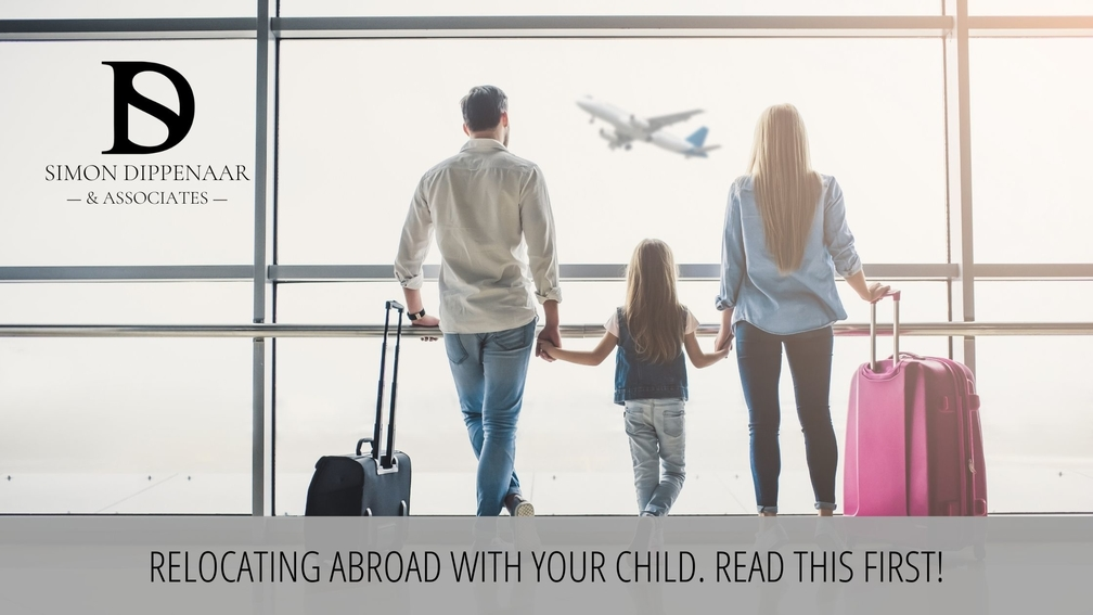 International child relocation South Africa