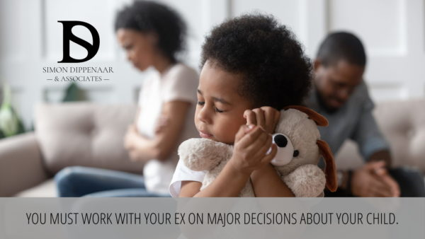 Co-parenting South Africa family law